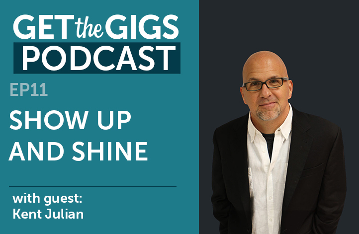 Podcast Interview: Show Up & Shine With Kent Julian