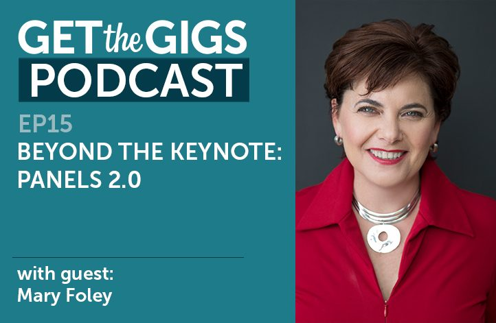 Beyond Keynotes: Panels 2.0 with Mary Foley