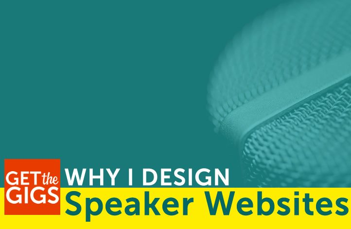 Why I Build Websites For Speakers