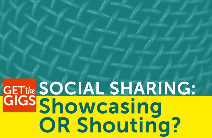 Is Your Social Sharing Showcasing Or Shouting?