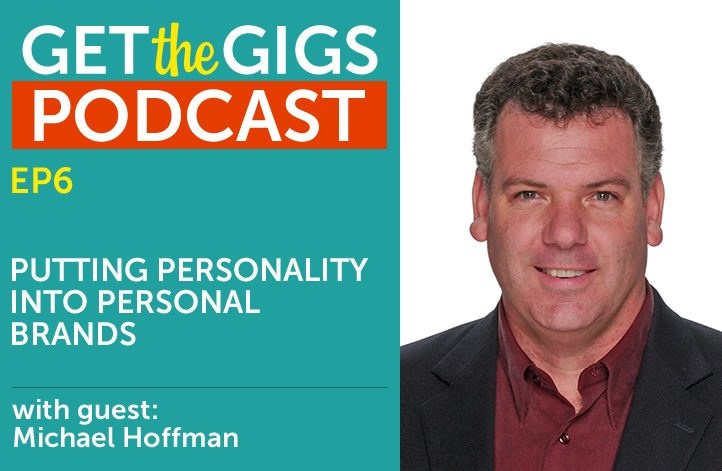 Putting Personality Into A Personal Brand w/ Michael Hoffman