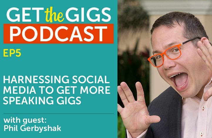 Harnessing Social Media To Get More Speaking Gigs