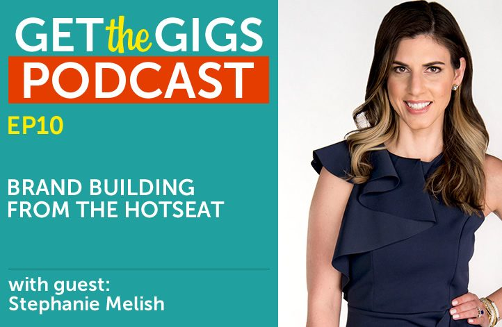 Brand-Building from the Hotseat with Stephanie Melish