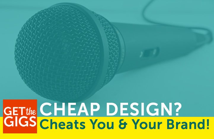 Cheap Design? Cheats You & Your Brand!