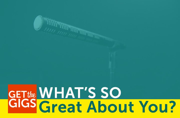 What's So Great About You?
